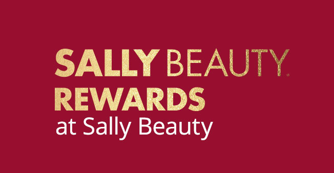 Sally Beauty Rewards